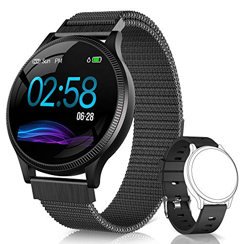 NAIXUES Smartwatch, Reloj Inteligente IP67 Pulsera Actividad Inteligen