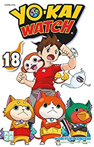 Yo-Kai Watch Edition simple Tome 18