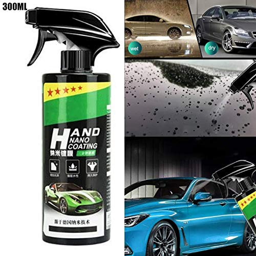 Dušial Stain Proof Car Coating Spray Wax Cleaning Agent for Vehicle Painting
