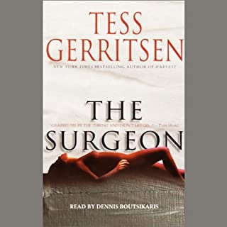 Page de couverture de The Surgeon