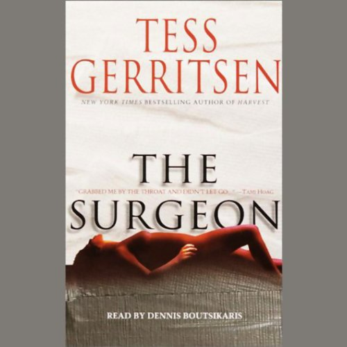 Couverture de The Surgeon