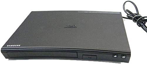 Samsung Bd-5100 Upgraded Multi Region Zone Free Blu Ray DVD Player - PAL/Ntsc - Worldwide Voltage - 6 Feet HDMI Cable Included