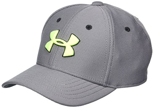 Under Armour Baby Boys Baseball Hat, Graphite1, 1-3