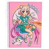 Cuadernos para colorear Multicolor TOP MODEL