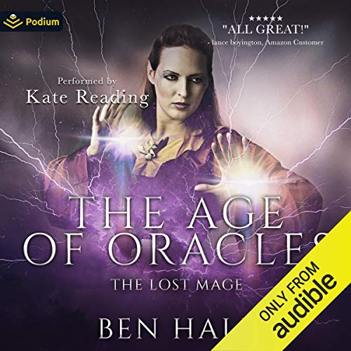 The Lost Mage cover art
