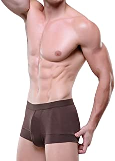 QIYUN.Z Boxer Shorts Mens Underwear for Men Soft