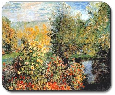Monet: Stiller Winkle - Art Plates Brand Mouse Pad