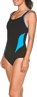 Women's Makimurax Tummy Flattening Swimsuit One Piece Swimsuit with Cutout Back