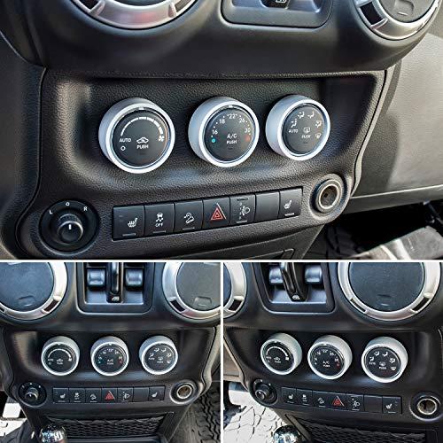 jeep air conditioner knob - 4