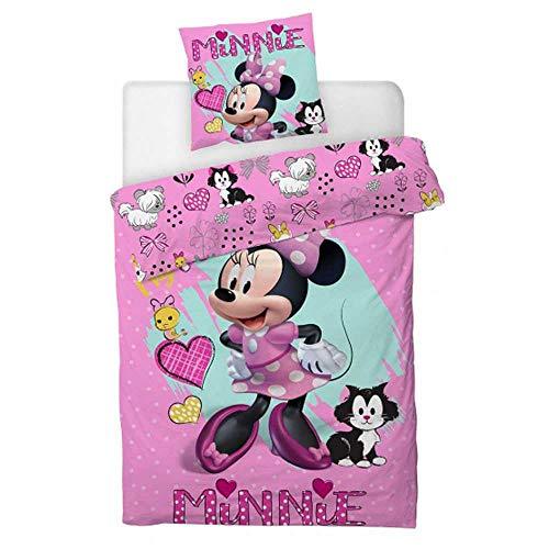 Juego sabanas Minnie Disney Presents 90cm