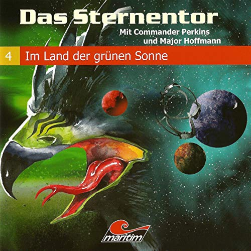 Im Land der grünen Sonne audiobook cover art
