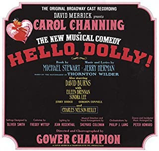 Hello, Dolly! by Orginial Cast Recording (2009-05-05)