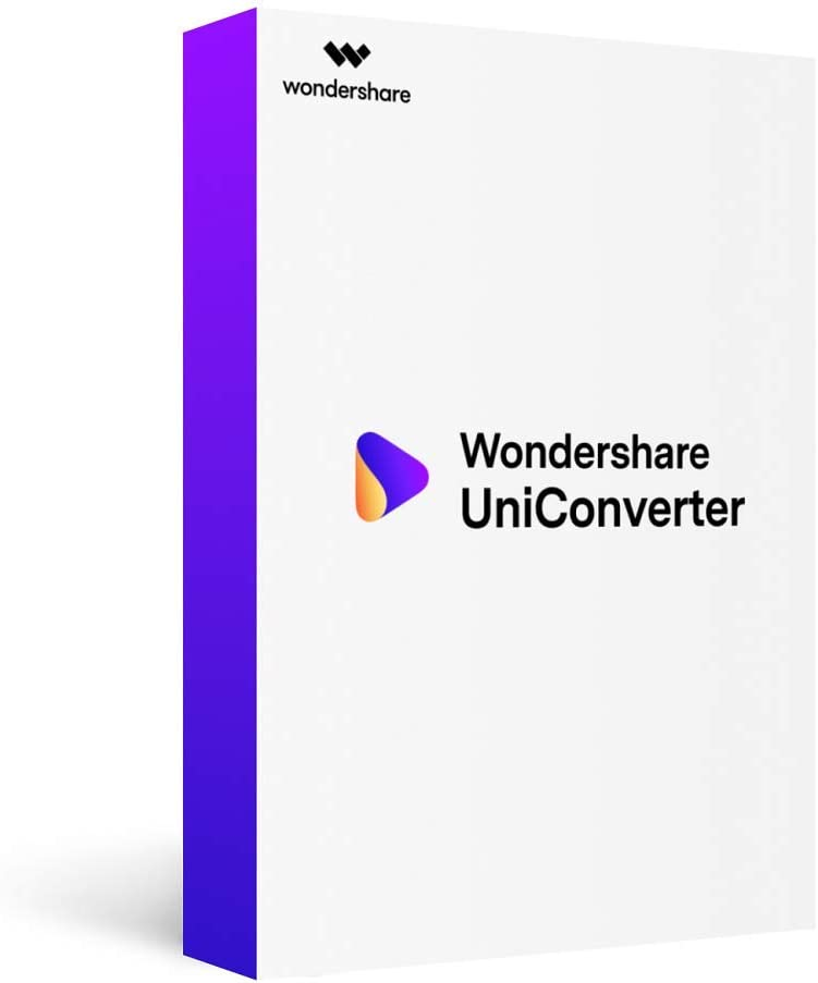 Wondershare 4 years warranty UniConverter Mac Download Indefinitely