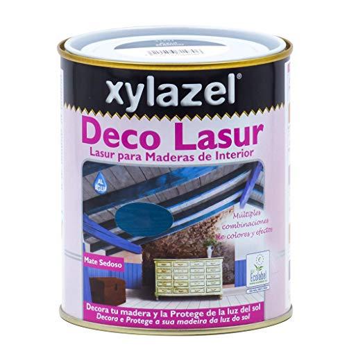 Xylazel - Protección madera deco lasur efecto bronce 750ml