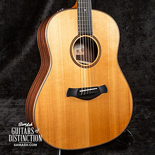 Taylor Builder's Edition 717e Acoustic-Electric Guitar