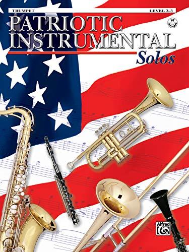 Patriotic Instrumental Solos: Trumpet, Book & Online Audio/Software