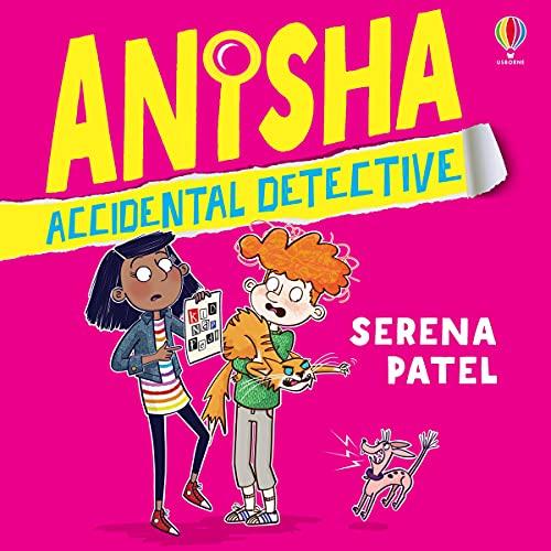 Anisha, Accidental Detective cover art