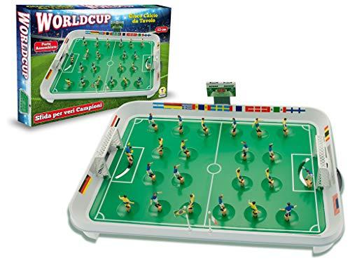 Teorema- World Cup Gioco da Tavolo, Multicolore, 60931
