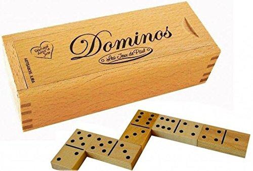 Les Jeux de Paul - Dominos - Bois Massif,Hêtre - 1101