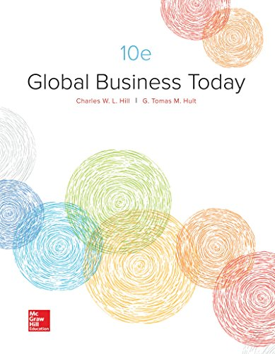 Loose Leaf Global Business Today