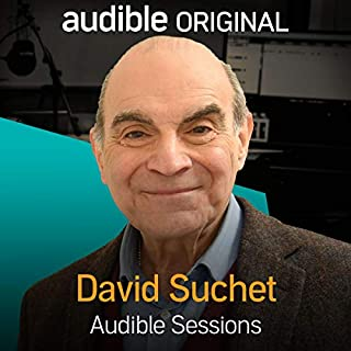 David Suchet cover art