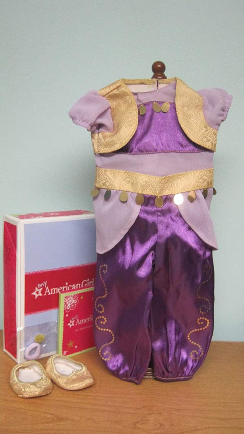 American Girl My AG Genie Outfit for Dolls + Charm Doll Not Included by American Girl