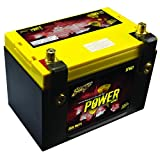 Stinger SPV69C 1100 Amp Power Series Dry Cell Battery with Protective...