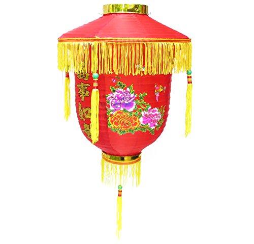 中華提灯 行灯 旧正月 春節際 商売繁盛を願う 台湾 赤ちょうちん 中華料理 中国雑貨