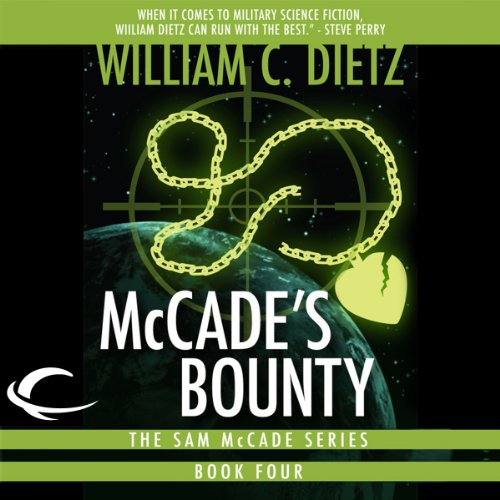 McCade's Bounty audiobook cover art