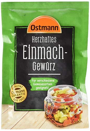 Ostmann Herzhaftes Einmachgewürz, 5er Pack (5 x 30 g)