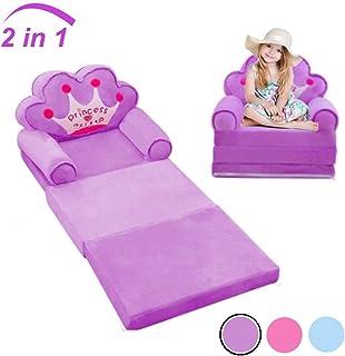 The Purple Babies Kids Sofa Tatami Kindergarten Children Seat suitrest Plush A+