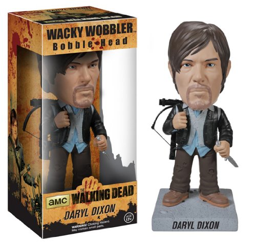 Funko 599386031 - Figura The Walking Dead - Daryl (18cm)