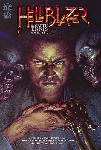 Hellblazer by Garth Ennis Omnibus Vol. 1