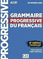 Grammaire progressive du français - Niveau intermédiaire. Buch + Audio-CD: 4ème édition avec 680 exercices. Schuelerbuch + Audio-CD + Online