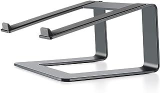 Soporte para computadora portátil Aleación de aluminio / revestimiento de silicona de silicona Perspectiva científica Ordenador universal Aumento de la cama de la oficina Soporte del radiador perez