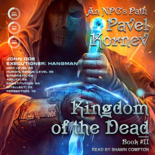 Page de couverture de Kingdom of the Dead