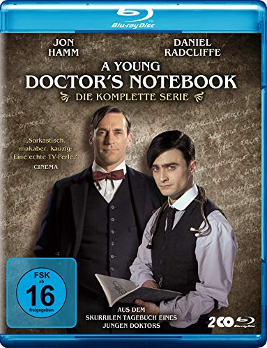 A Young Doctor's Notebook - Die komplette Serie [Blu-ray]