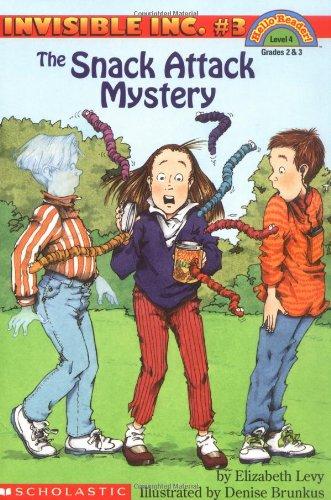 The Snack Attack Mystery (Hello Reader!, Level 4 ; Grades 2 & 3)の詳細を見る