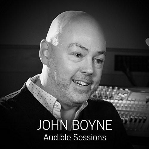 John Boyne cover art