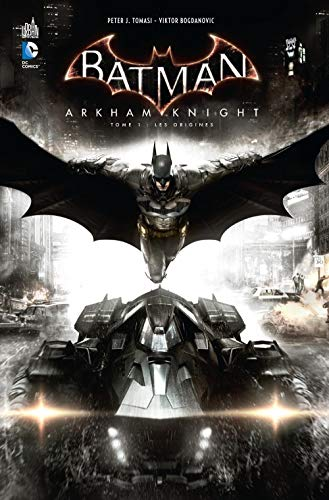 Batman Arkham Knight tome 1 + SKIN BATMAN exclusif