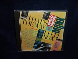 A TRIBUTE TO THELONIOUS MONK  VARIOUS ARTISTS  セロニアス・モンクに捧ぐ ウォーレン・バーンハートの子守唄 THAT'S THE WAY I FEEL NOW A TRIBUTE TO THELONIOUS MONK