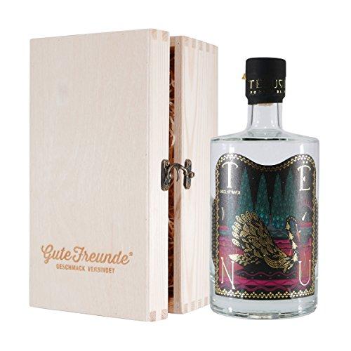 Tenu Gin mit Geschenk-Holzkiste