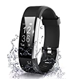 ID115 Plus HR Smart Bracelet Color Screen Heart Rate Monitor Sleep Monitor Fitness