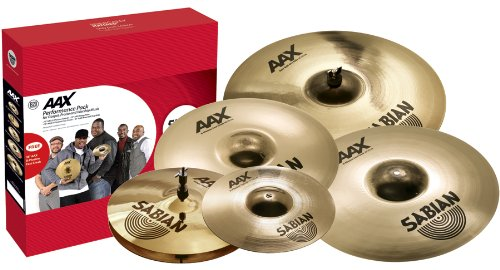 Sabian PW1 Cymbal Variety Package