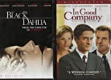 In Good Company, The Black Dahlia : Scarlett Johansson Lot de 2