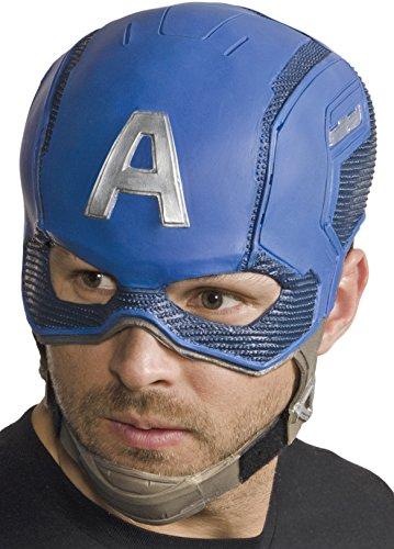 Máscara completa de Capitán América Civil War para hombre