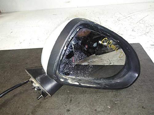 Retrovisor Derecho O Corsa D BLANCO 3 PIN (usado) (id:otolp812788)