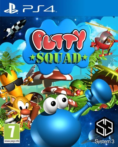 Putty Squad (PS4) by System 3 [並行輸入品]