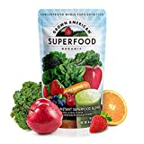 Grown American Superfood 31 Organic Whole Fruits and Vegetables Concentrated...