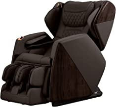 Osaki OS-Pro SOHO B 4D S-Track Massage Chair with Switchable Footrest, Brown, Zero..